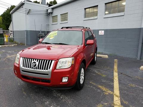2010 Mercury Mariner for sale in Michigan City, IN