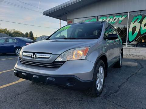 2008 Honda CR-V for sale in Michigan City, IN