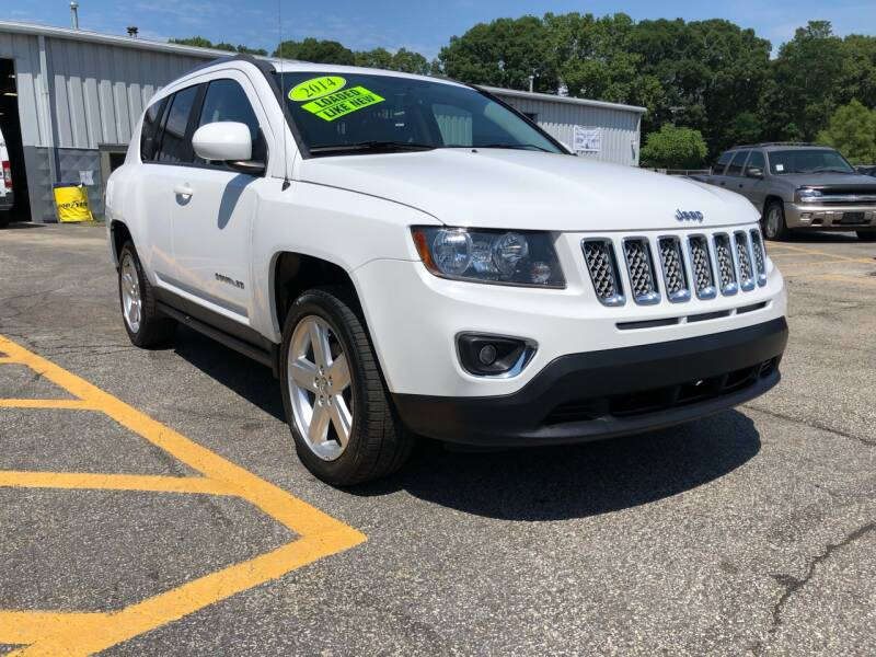 2014 Jeep Compass High Altitude Edition 4dr Suv In Michigan City