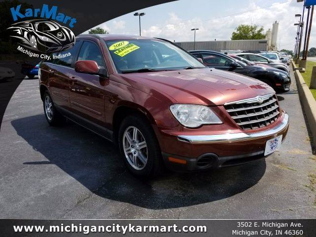 2007 chrysler pacifica awd touring 4dr wagon in michigan city in. Cars Review. Best American Auto & Cars Review