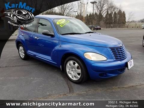 2005 Chrysler PT Cruiser for sale in Michigan City, IN