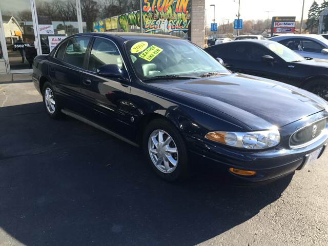 2004 buick lesabre limited 4dr sedan in michigan city in karmart michigan city 2004 buick lesabre limited 4dr sedan in