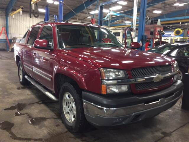 2005 chevrolet avalanche 4dr 1500 z71 4wd crew cab sb in michigan 2005 chevrolet avalanche 4dr 1500 z71 4wd crew cab sb michigan city in sciox Choice Image
