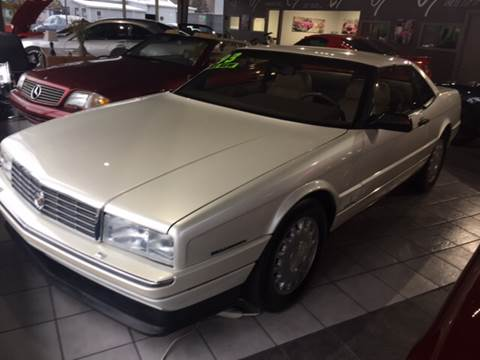 1993 Cadillac Allante for sale in Michigan City, IN