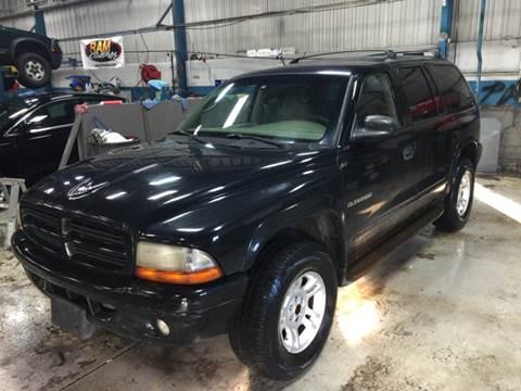2001 Dodge Durango for sale in Michigan City, IN