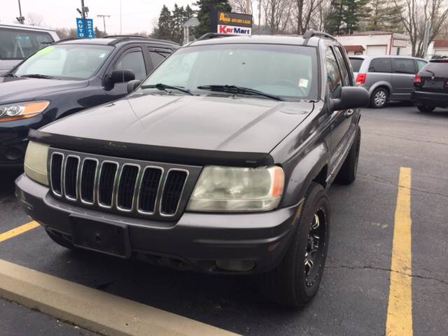 2002 jeep grand cherokee limited 4wd 4dr suv w ho v8 in michigan city in karmart michigan city 2002 jeep grand cherokee limited 4wd