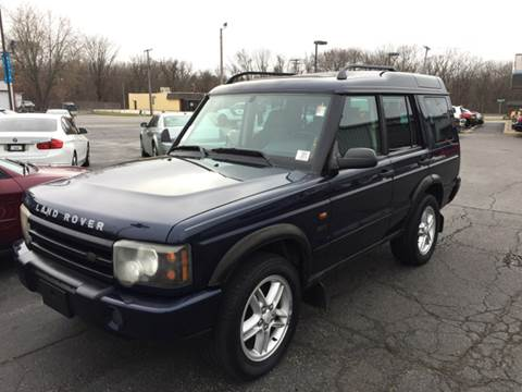 2003 Land Rover Discovery for sale in Michigan City, IN