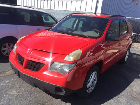 2004 Pontiac Aztek for sale in Michigan City, IN
