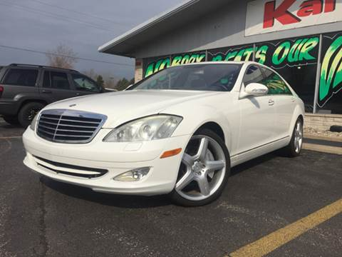 2007 Mercedes-Benz S-Class for sale in Michigan City, IN