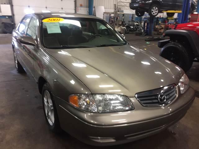 2001 mazda 626 lx 4dr sedan in michigan city in karmart michigan city 2001 mazda 626 lx 4dr sedan in michigan