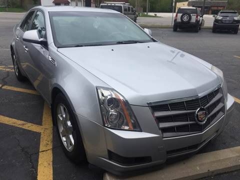 2009 Cadillac CTS for sale in Michigan City, IN