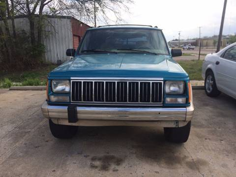 1993 Jeep Grand Cherokee for sale in Terrell, TX