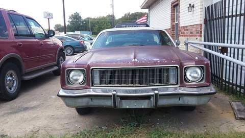 1976 Plymouth Fury for sale at OLVERA AUTO SALES in Terrell TX