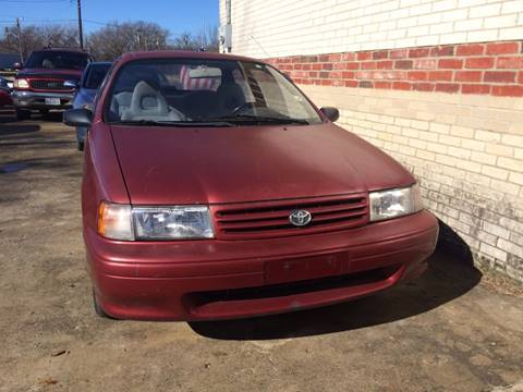1991 Toyota Tercel for sale in Terrell, TX