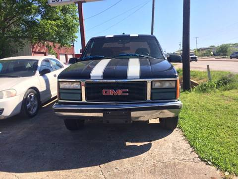 1996 GMC C/K 1500 Series for sale at OLVERA AUTO SALES in Terrell TX