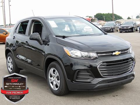 2017 Chevrolet Trax for sale in Ada, OK