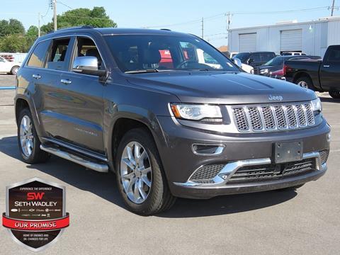2014 Jeep Grand Cherokee for sale in Ada, OK