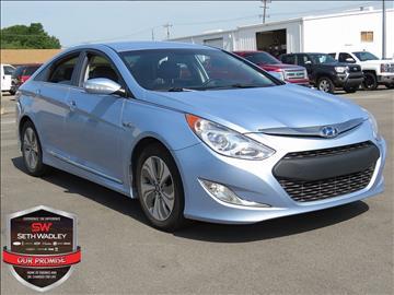 2013 Hyundai Sonata Hybrid for sale in Ada, OK