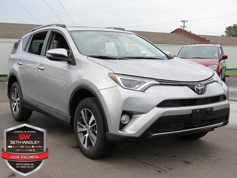 2017 Toyota RAV4 for sale in Ada, OK
