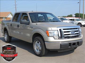 2010 Ford F-150 for sale in Ada, OK