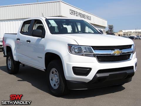 2018 Chevrolet Colorado for sale in Ada, OK