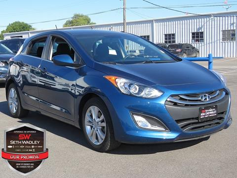 2015 Hyundai Elantra GT for sale in Ada, OK