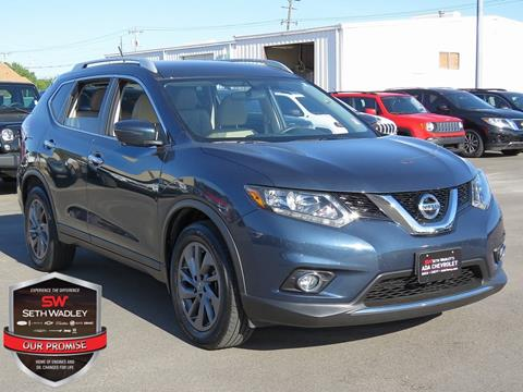2016 Nissan Rogue for sale in Ada, OK