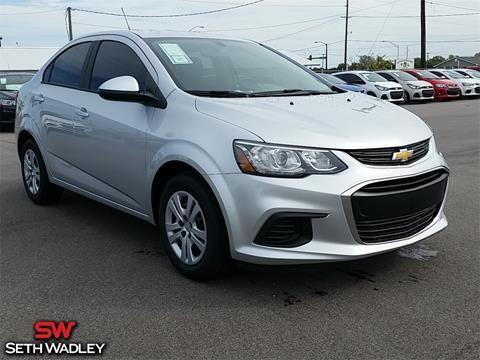 2018 Chevrolet Sonic for sale in Ada, OK