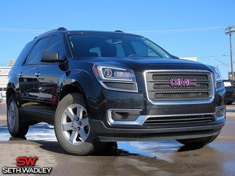 2015 GMC Acadia for sale in Ada, OK