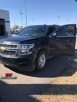 2016 Chevrolet Tahoe for sale in Ada, OK