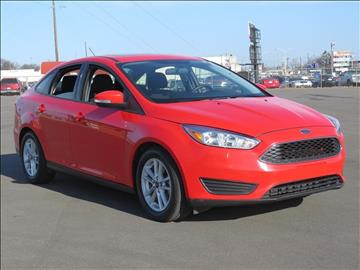 2015 Ford Focus for sale in Ada, OK