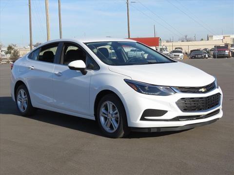 2017 Chevrolet Cruze for sale in Ada, OK