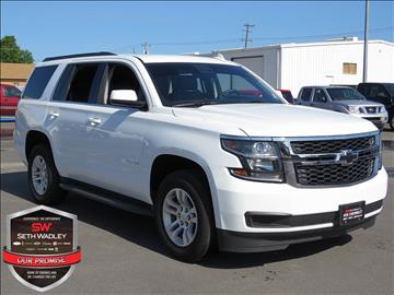 2015 Chevrolet Tahoe for sale in Ada, OK