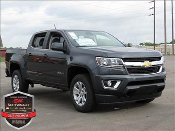 2017 Chevrolet Colorado for sale in Ada, OK