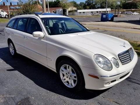 2004 Mercedes-Benz E-Class for sale in Gainesville, GA