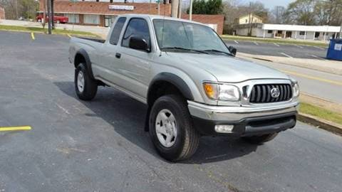 2003 Toyota Tacoma for sale in Gainesville, GA
