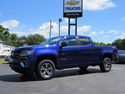 2017 Chevrolet Colorado for sale in West Point, VA