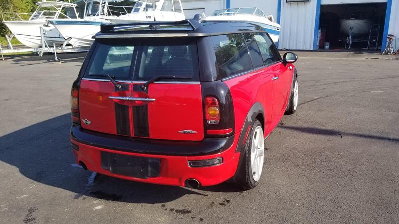 2009 MINI Cooper Clubman John Cooper Works 3dr Wagon - West Point VA