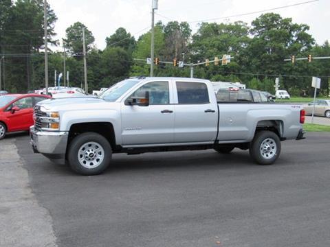 2017 Chevrolet Silverado 3500HD for sale in West Point, VA