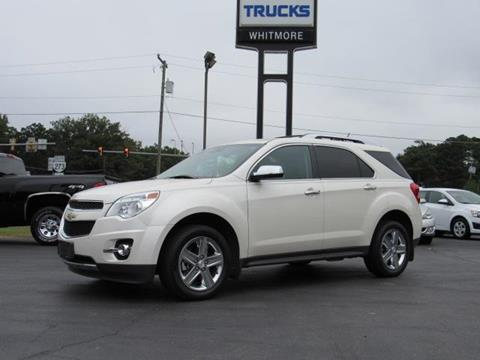 2014 Chevrolet Equinox for sale in West Point, VA