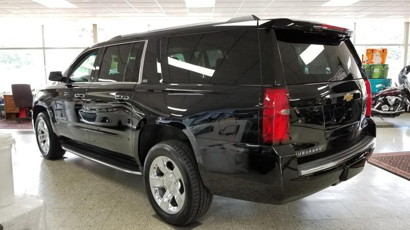 2016 Chevrolet Suburban 4x4 LTZ 1500 4dr SUV - West Point VA