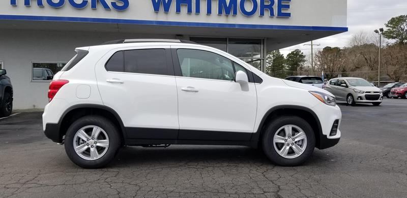 2019 Chevrolet Trax AWD LT 4dr Crossover - West Point VA