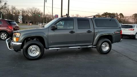 2008 GMC Canyon for sale in West Point, VA