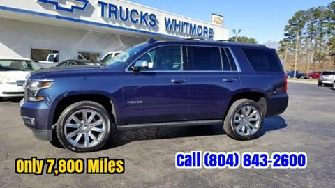 Whitmore Chevrolet In West Point Va Carsforsale Com