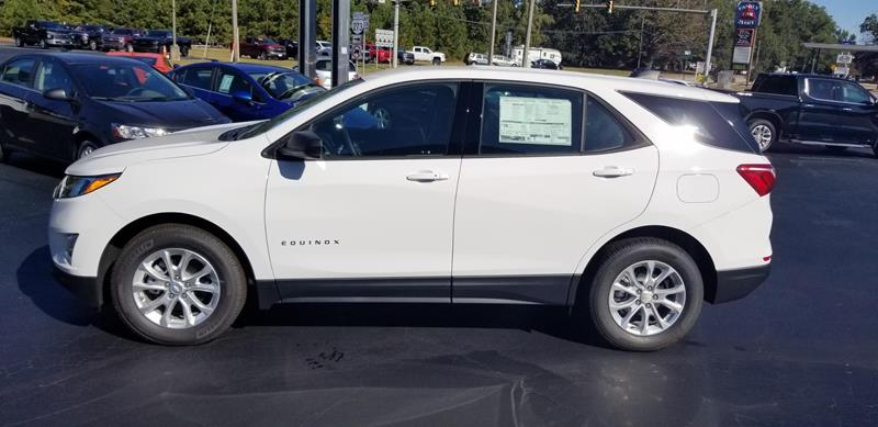 2019 Chevrolet Equinox LT 4dr SUV w/2FL - West Point VA