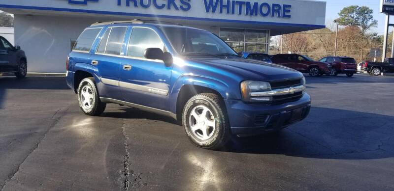 2004 Chevrolet TrailBlazer LT 4WD 4dr SUV - West Point VA