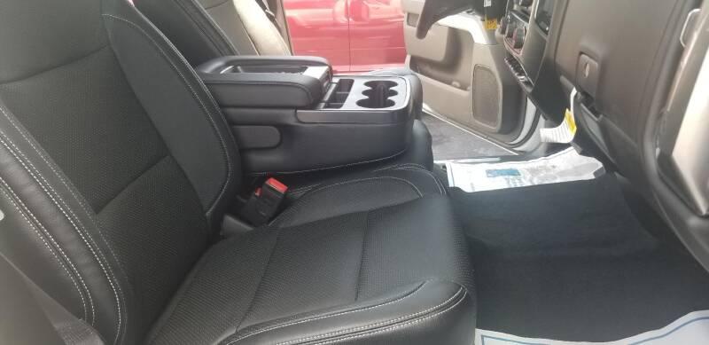 2016 Chevrolet Silverado 1500 4x4 LT 4dr Double Cab 6.5 ft. SB - West Point VA