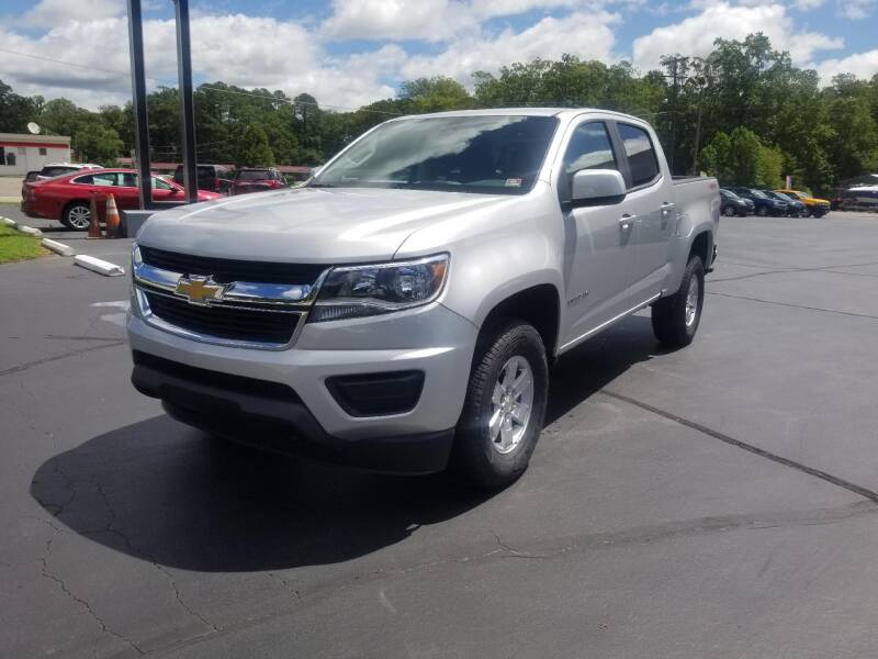 2020 Chevrolet Colorado 4WD Work Truck - West Point VA