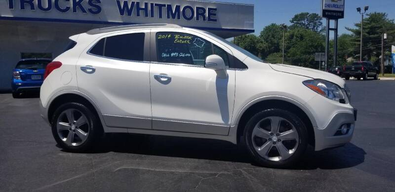 2014 Buick Encore AWD Premium 4dr Crossover - West Point VA