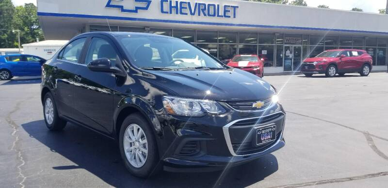 2020 Chevrolet Sonic LT 4dr Sedan - West Point VA